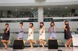 メンバーを新たにし、元気いっぱいのパフォーマンスを披露した大阪出身のJK21(C)ORICON DD inc.