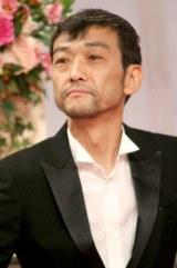 NHK朝の連続テレビ小説『あまちゃん』出演者発表会見に出席した吹越満 (C)ORICON DD inc.