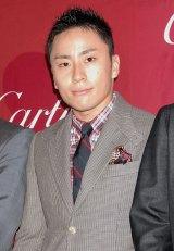 カルティエ『TANK Gallery』オープニングパーティーに出席した太田雄貴選手 (C)ORICON DD inc.