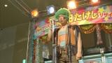 スーパーでリサイタルを開催したジャイアン/トヨタ自動車企業CM(C)藤子プロ・小学館・テレビ朝日・シンエイ・ADK