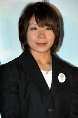 東京スカイツリータウンで行われた点灯式に出席した三宅宏実 (C)ORICON DD inc.