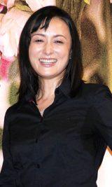 映画『白雪姫と鏡の女王』(9月14日(金)公開)公開記念トークショーに出席した国生さゆり (C)ORICON DD inc.