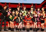 11期メンバーの合格者が発表され11人となったモーニング娘。