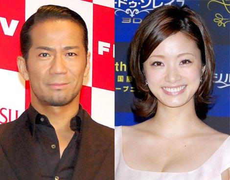 サムネイル 結婚を発表したEXILEのHIROと上戸彩 (C)ORICON DD inc.
