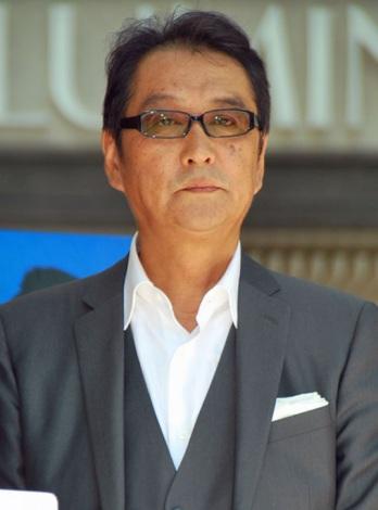 映画『天地明察』初日舞台あいさつに登壇した滝田洋二郎監督 (C)ORICON DD inc.