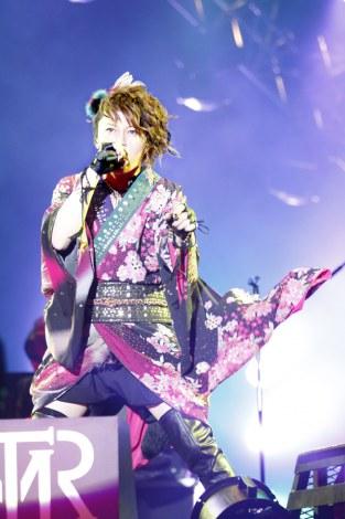 イナズマロックフェス2012の西川貴教