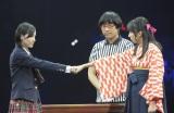 中村麻里子と対戦