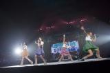 スフィアが千葉・幕張メッセで2年ぶりの全国ライブツアーのファイナル公演を開催