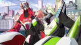 『劇場版 TIGER & BUNNY -The Beginning-』 (C)SUNRISE/T&B MOVIE PARTNERS