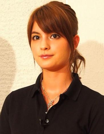 TBS系新番組『原宿ネストカフェ』の会見に出席したマギー (C)ORICON DD inc.