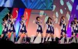 『スカパー!アワード2012』授賞式に出席した乃木坂46 (C)ORICON DD inc.