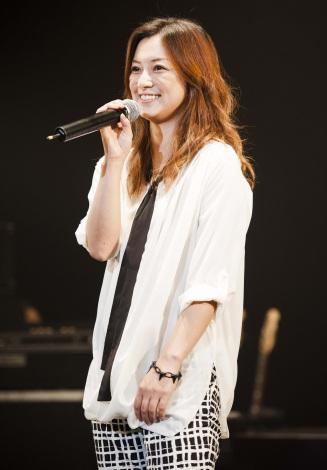 サムネイル ファンクラブ限定ライブで結婚発表したDo As Infinityの伴都美子