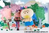 10月1日から『はなかっぱ』のオープニング、エンディング両テーマ曲を歌う今井絵理子