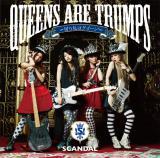 SCANDAL女性バンド初の1stから4作連続TOP5