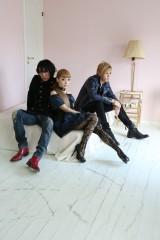 神田沙也加が3人組バンド結成