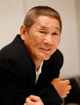 海外俳優からの熱烈オファーを明かした北野武監督/Photo:片山よしお