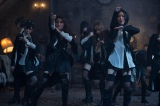 大島優子&松井珠理奈がWセンターで踊りまくるAKB48の28thシングル「UZA」ミュージックビデオ