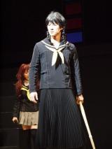 劇中で女装に挑戦した馬場。 (C)ORICON DD inc.