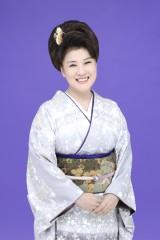 10月30日放送の『わが心の大阪メロディー』(NHK総合)に出演する川中美幸