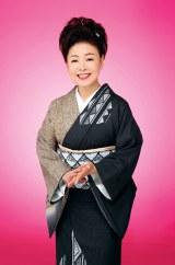 10月30日放送の『わが心の大阪メロディー』(NHK総合)に出演する中村美律子