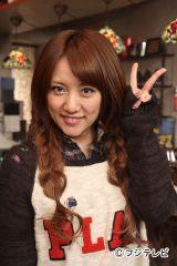 10月21日スタートのフジテレビ系新番組『スナック喫茶「エデン」』にレギュラー出演する高橋みなみ