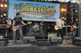 『SIGMA FES. 2012 in OKINAWA』に出演したback number