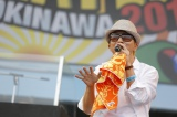 『SIGMA FES. 2012 in OKINAWA』に出演したKG