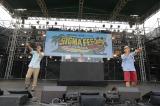 『SIGMA FES. 2012 in OKINAWA』に出演したGOLD RUSH