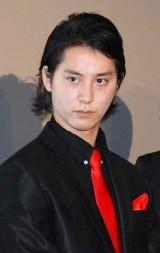映画&BeeTVドラマ『悪の教典』完成披露舞台あいさつに登壇したKENTA (C)ORICON DD inc.