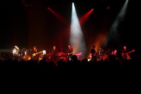 ニューアルバム『New Born Tears』発売記念ライブを開催したTHE JAYWALK
