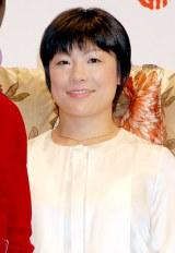 『眠り of the year 2012』の授賞式に出席した小原日登美選手 (C)ORICON DD inc.