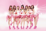 10年より活動を開始。台湾の7人組アイドルグループ。