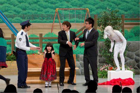 10月28日放送の『熱血!人情派コメディ しゃかりき駐在さん』(C)ABC