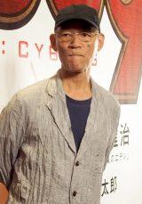 アニメ映画『009 RE:CYBORG』の完成披露試写会に訪れた富野由悠季監督 (C)ORICON DD inc.