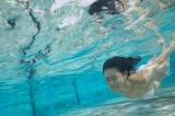 渡辺自身もお気に入りのプールのカット