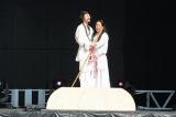 たむらけんじの芸歴20周年イベント『TKF大祭り』2日目のオープニングコント