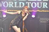 ワールドツアー最終公演をZEPP TOKYOで行ったMay'n