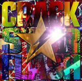 ニューアルバム『CRACK STAR FLASH』(通常盤)。