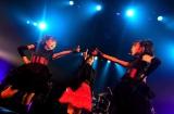 """10月6日、初のワンマンライブ『I、D、Z〜LEGEND""""I""""』を渋谷O-EASTで開催したBABYMETAL。(C)Taku Fujii"""