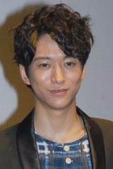 映画『悪の教典』トークショーに出席した浅香航大 (C)ORICON DD inc.