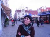 BSジャパンで人気の紀行ドキュメンタリー番組に桃井かおりが登場。ラトビア、リトアニア、エストニアの3ヶ国を歩く(C)テレビ東京