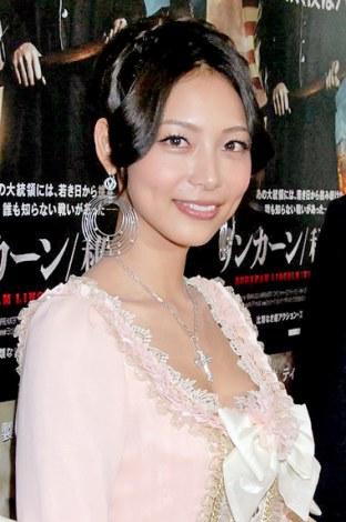 映画『リンカーン/秘密の書』公開記念イベントに出席した相武紗季 (C)ORICON DD inc.