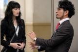 連続ドラマ『ATARU』で テンポの良いやりとりを繰り広げた北村一輝(右)と栗山千明(左)もスペシャルドラマで復活(C)TBS