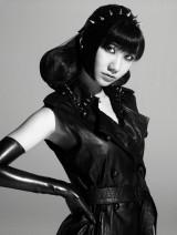 AKB48がモードなビジュアルでラフォーレ原宿をジャック!(写真は柏木由紀)