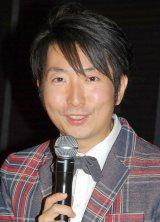 映画『シャーク・ナイト』のブルーレイ&DVD発売イベントに出席した有村昆 (C)ORICON DD inc.