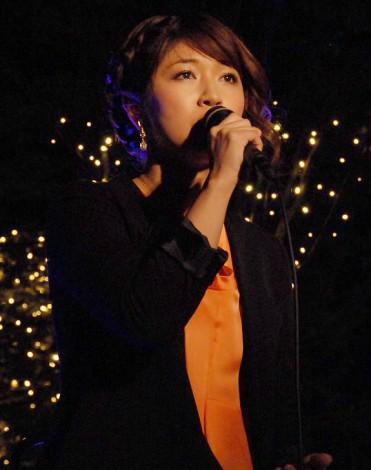 『OMOHARA WHITE CHRISTMAS』のイルミネーション点灯式に出席したBONNIE PINK (C)ORICON DD inc.