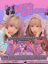 メジャーデビュー曲「LET'S GO OUT」初回生産限定盤
