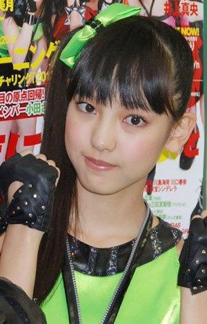 誕生15周年と16年目スタート記念の握手会イベントを行ったモーニング娘。の飯窪春菜 (C)ORICON DD inc.