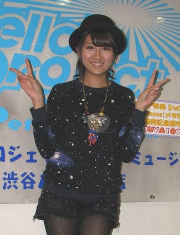 画像・写真 | Berryz工房・徳永千奈美、「徳永、実は、女性でした ...