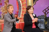 スペシャル3DAYSの大トリを飾るのが、11/月25日(日)午後4時から放送の『快傑えみちゃんねる』。今年で18年目に突入。関西が誇るおしゃべり女王・上沼恵美子(右)がゲストを迎えて爆笑トークを繰り広げる(C)関西テレビ
